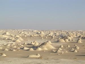 Ägypten Weiße Wüste
