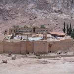 Ausflug zum Besichtigung des Klosters St. Kathrine
