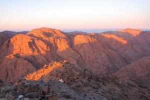 Gebirge von St. Kathrin auf 1500 Meter Höhe