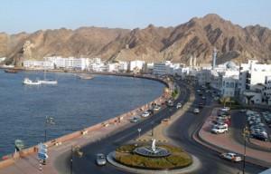 Sultanat Oman Maskat