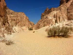 Siana White Canyon Ausflug